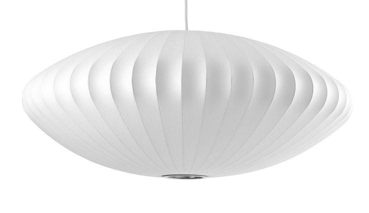 George Nelson Bubble Lamp Saucer Hängeleuchte