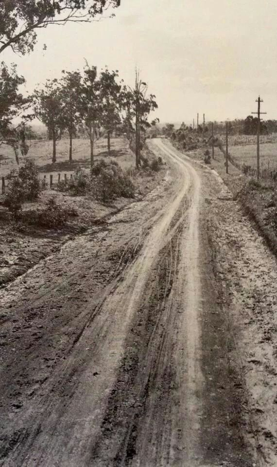 Greystanes Rd,Prospect in 1934.Photo from State Library of NSW.A♥W