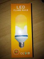 Produkttests und mehr: Led Glühbirne,Solocil Flamme Effekt Glühbirne E27 ...