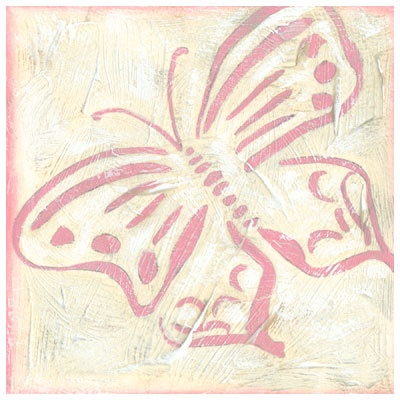 butterfly canvas wall art | Sigh for the Beauty of the Butterfly – Wall Art for your Baby Girl