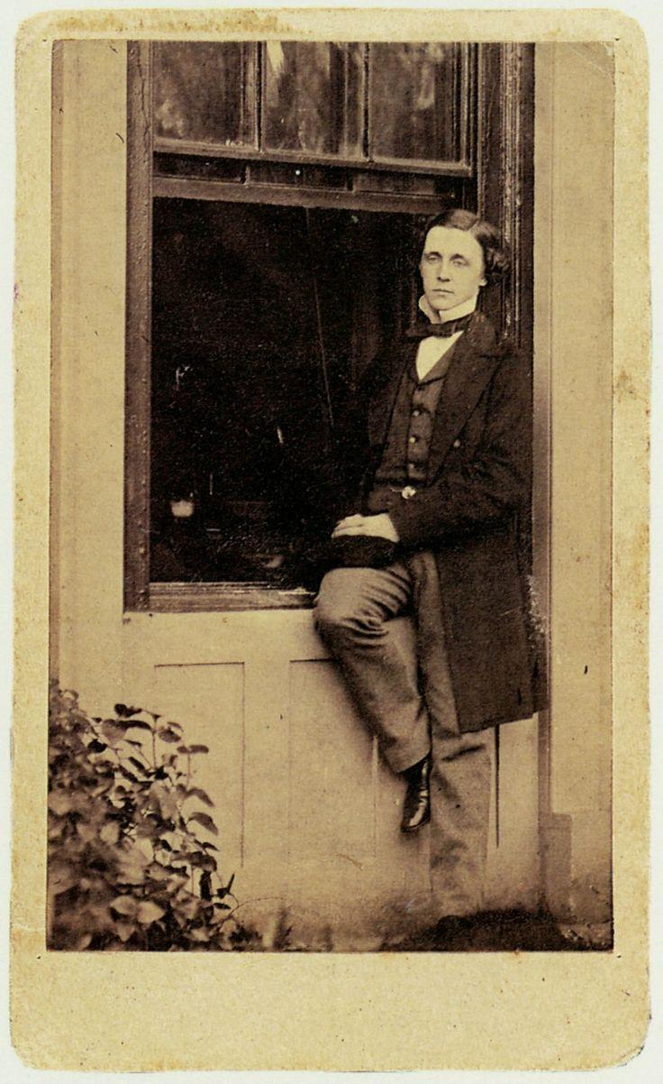 Lewis Carroll, 1863