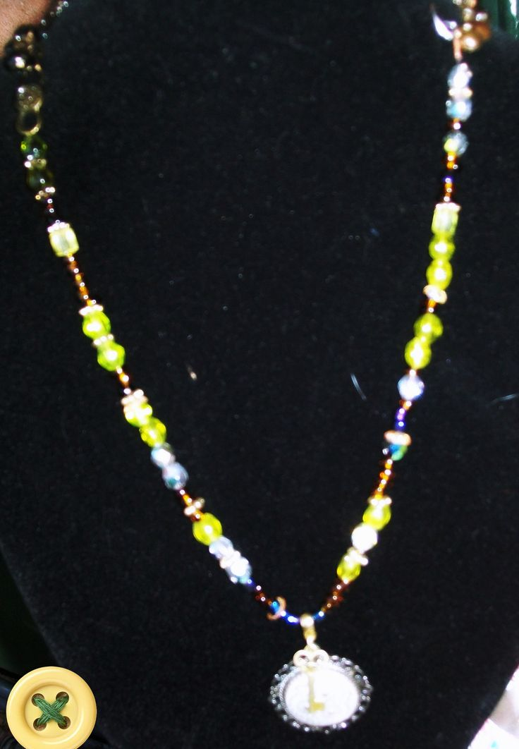 my own beads.