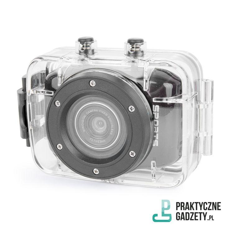 Wodoszczelna kamera