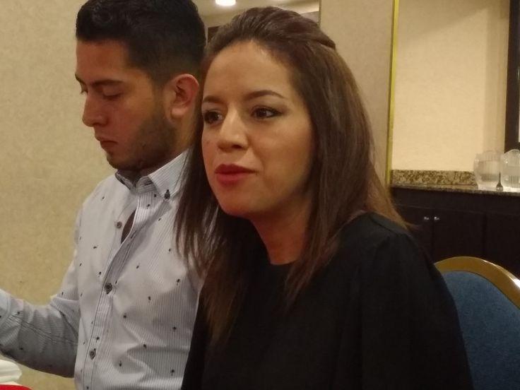 <p>Chihuahua, Chih.- Está mañana la diputada de la fracción parlamentaria de Acción Nacional, Maribel Hernández Martínez