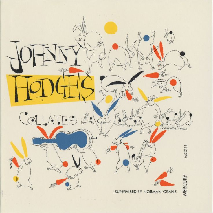 Sic Vos Non Vobis: Johnny Hodges - Collates 1 & 2 (1951-1952)