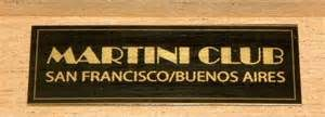 Art Deco Humidors for sale: Martini Club, San Francisco, Buenos Aires ...