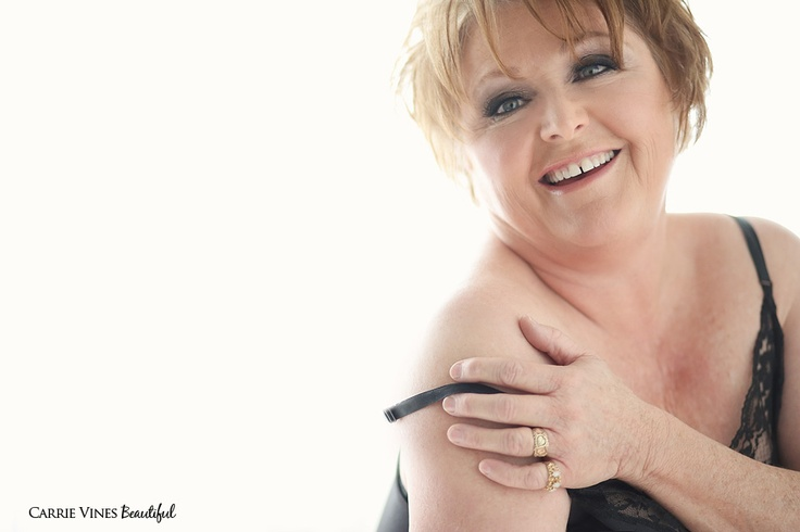 glamour photography mature