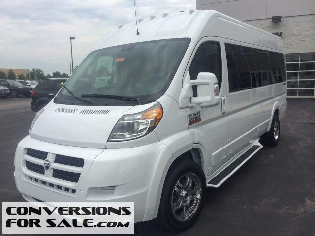 Check Out This OFallon Missouri Ram Promaster Conversion Van By Sherrod Vans And Browse Multiple Dealers For Sale