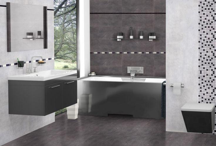 Faiences pour salles de bains, toilettes  pièces d'eau| SCMD Carrelage à Rennes