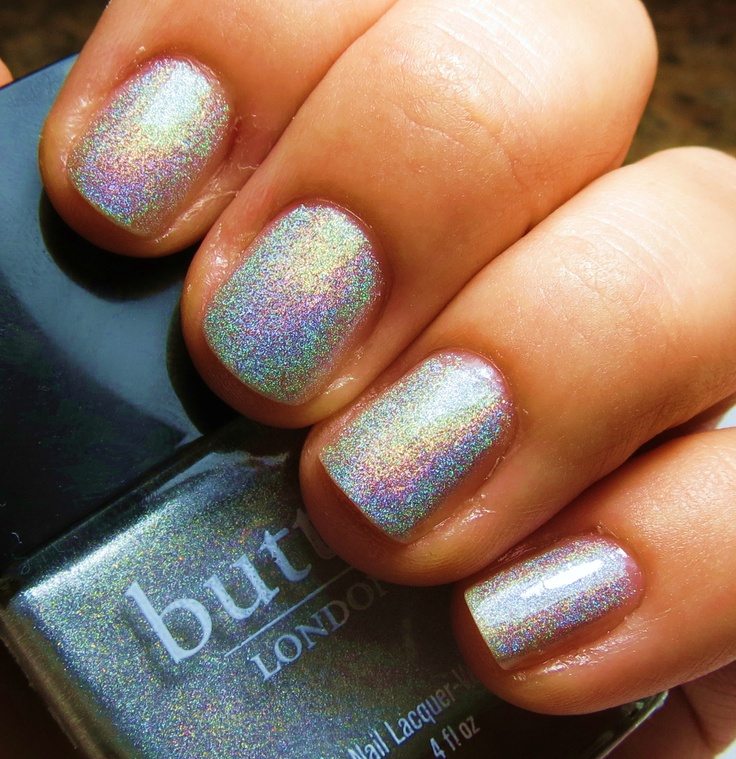 A very saturated swatch of Butter London Dodgy Barnett! Click through for swatches of this and more!