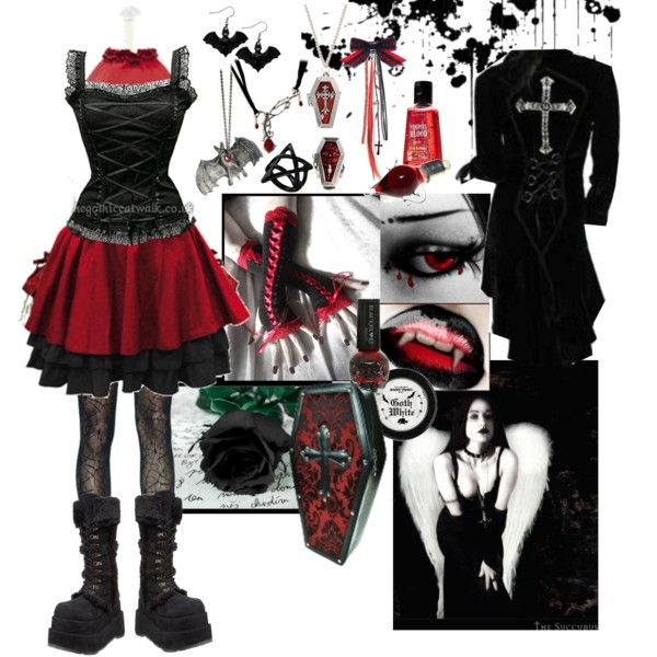 80 Best Emo Outfits Images On Pinterest Vampire Outfits Gothic Glam And Emo Clothes