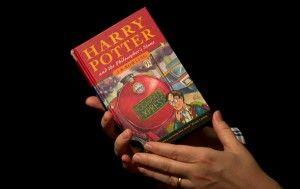 первой книги о Гарри Поттере