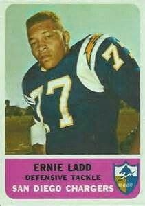 Ernie Ladd - San Diego Chargers