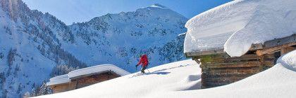 Skitouren im Alpbachtal