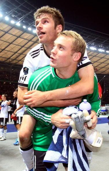 And this one | Community Post: 16 Times We Fell In Love With The German National Football Team In 2014