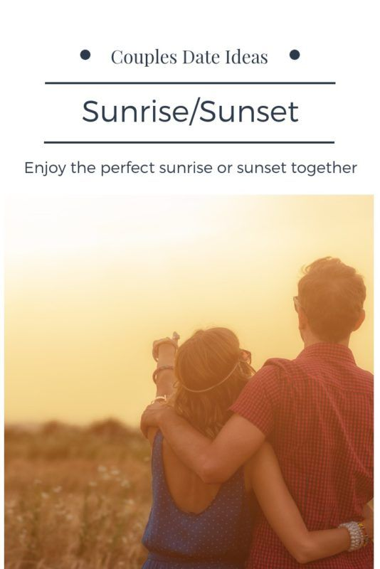 Sunrise dating