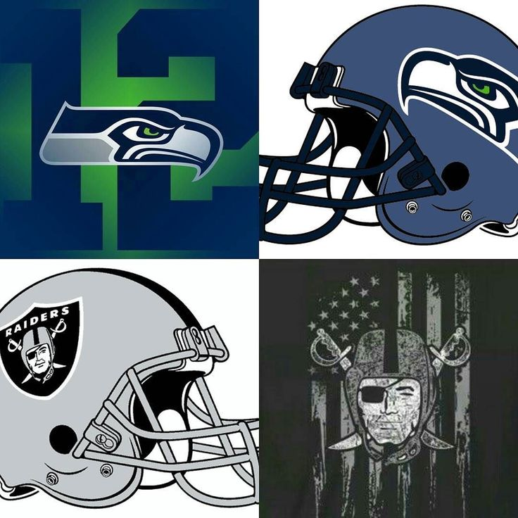 The way I would like to see today go. Regardless it's awesome to see my two favorite NFL teams in the playoffs and playing on the same day! Let's see if we can't make this a regular occurance over the next few weeks. Go Hawks! Go Raiders! #NFL #playoffs #justwinbaby #12thman #seattle #oakland #believe
