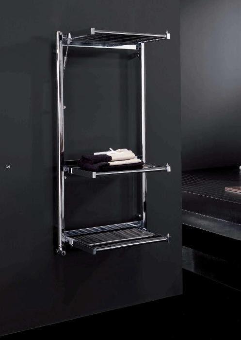 Radiador toallero multifunci n de dise o stendy de for Radiadores para bano