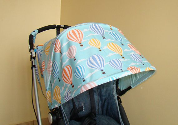 Canopy  Hood for Bugaboo Cameleon and organizer stroller bag