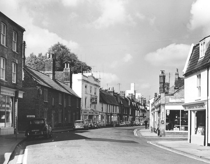 King Street 1970's