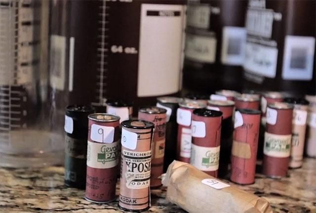 Amazing... 31 Rolls of Undeveloped Film from a Soldier in WWII Discovered and Processed! http://goo.gl/obrC0r