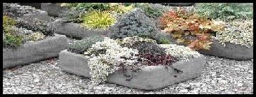 Hypertufa ... A Mud-Pie Recipe That Is Used  To Make All Sorts of Garden Art ObjectsGarden Projects, Hypertufa Projects, Crafts Projects, Gardens Projects, Hypertufa Planters, Gardens Art, Diy Hypertufa, Art Projects, Concrete Creations