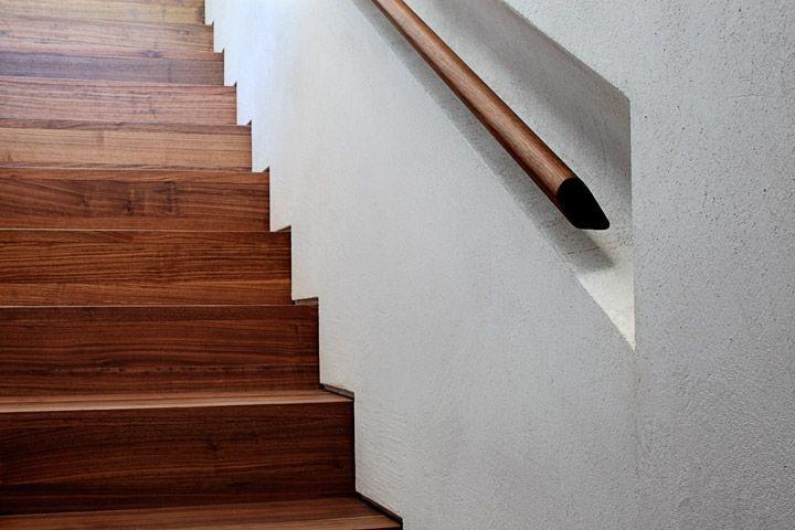 handrail - Further Lane House - Tod Williams Billie Tsien Architects