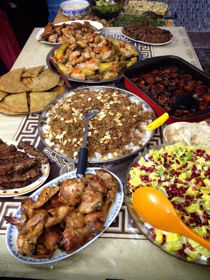 Iraqi foods middle eastern cultures pinterest for Arabic cuisine food