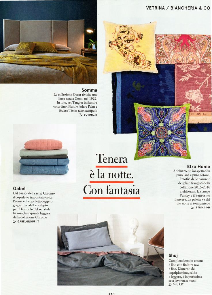 Tender is the night with Shuj on Living Corriere