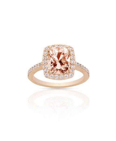 21 best engagement rings images on pinterest diamond for Amber stone wedding ring