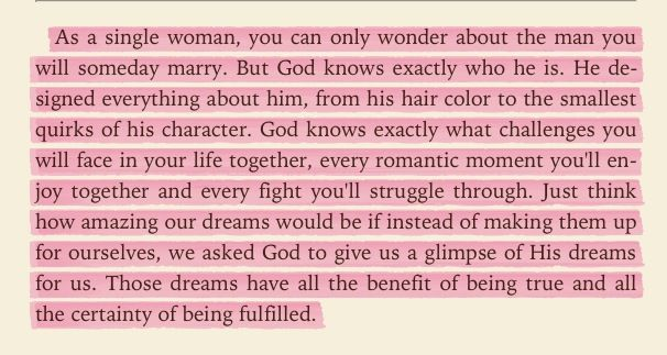 This is absolutely phenomenal. Even though in this moment, I am not single, I cannot help but sit here and smile at the mere thought of how infinitely perfect this truly is. <3 #GodIsLove