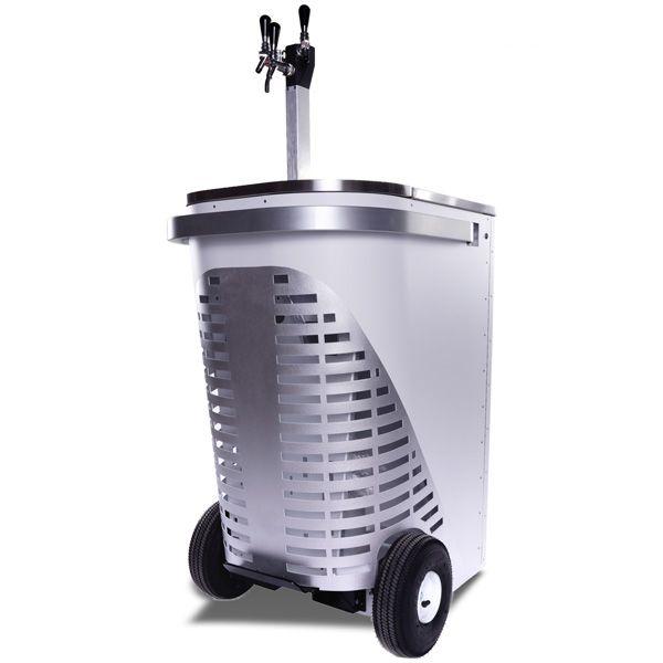 6 Portable Kegerators for Poolside Pints #keg #party #pool #kegerator #beer