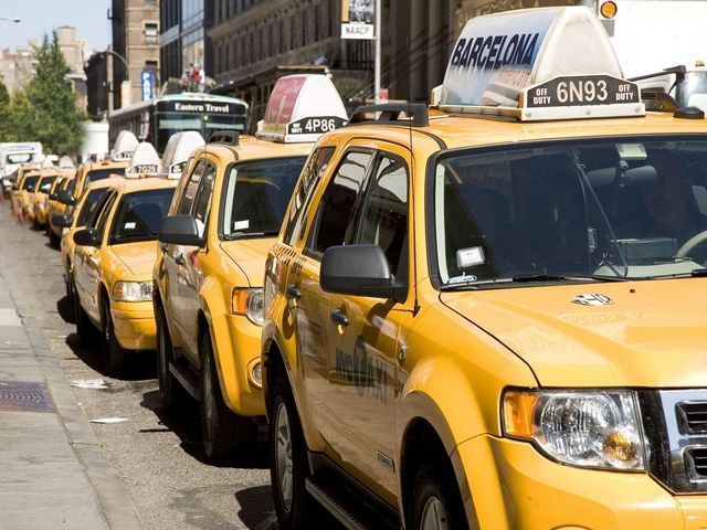 Joseph Crowley, an influential Queens Democrat, has asked Mayor Bill de Blasio to stabilize the yellow-cab industry. - YELLOW CAR - funk/pop from J.Ovland & The Commodities https://www.youtube.com/watch?v=jdNjqN_7tXs