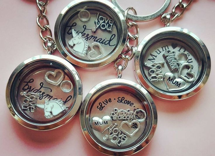 Some of this morning's orders. Bridesmaids and mother of the groom and bride themed lockets.  #memorylockets #giftideas #jewellery #instashop #unique #love #smile #instagood #photooftheday #design #beautiful #charms #charm #keyring #bridesmaid #wedding #personalisedjewellery #friends #present #gift #giftsforher #cute #original #happy #jewelry #jewelrygram #jewelryforsale #locket #fashion #handmade  http://ift.tt/2dfVb32