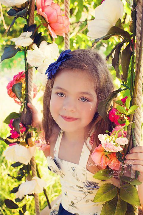 csutafoto, girls, summer, happy, flower