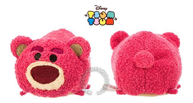 #Peluche #TsumTsum #Disney #Lotso #Oso #ToyStory #CosasDeChicos #Plush #Soft #Toy