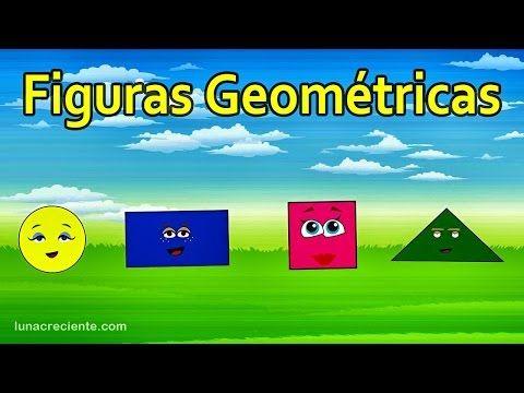 La Canción de las Figuras Geométricas - Ronda Infantil - Videos para niños - YouTube