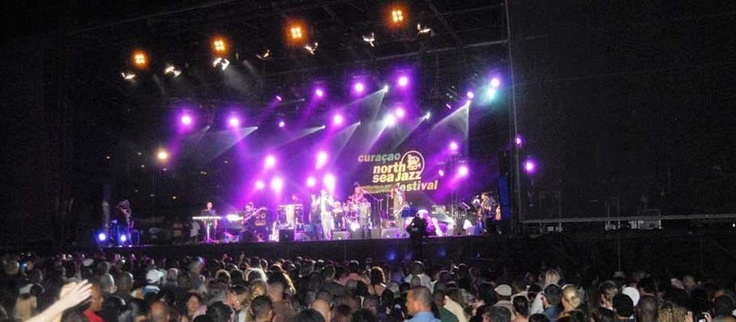 North Sea Jazz Curacao...urlaub-curacao.de
