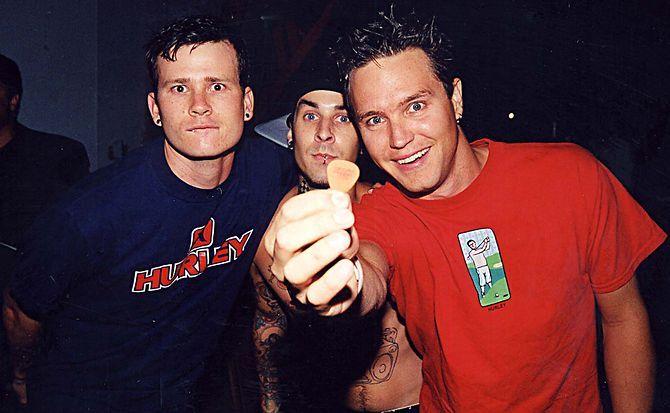 Pin On Music Artist Blink 182 A