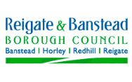 Information about Reigate & Banstead Borough Council and its services, encompassing the towns of Reigate, Redhill, Horley and Banstead, along with information about the local area for visitors and businesses.