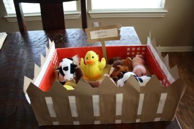 adopt farm animal party | Farm Animal Bean Bags, 43807