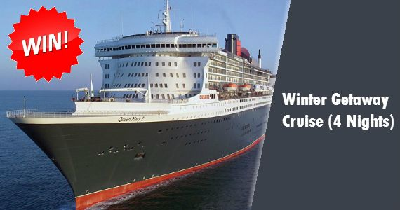 Win a four-night Winter Getaway Cruise! http://womenfreebies.co.uk/competitions/four-night-winter-cruise/