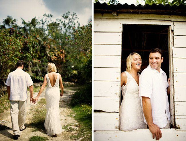Remember your #destinationwedding experience with a day-after photo shoot like this one in Negril. See it on @grnweddingshoes http://greenweddingshoes.com/day-after-session-in-negril-jamica/