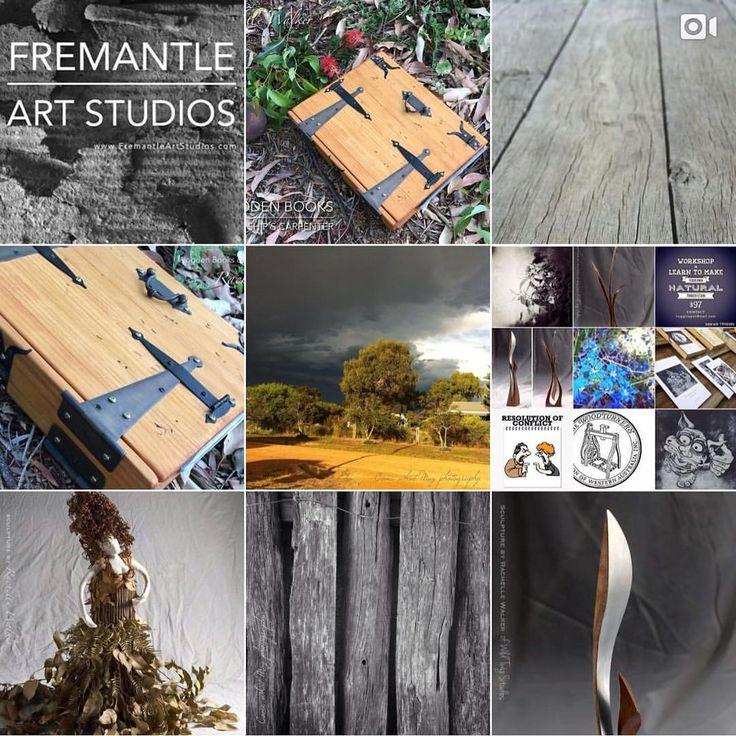 "32 Likes, 3 Comments - Noggin (@scratchyanoggin) on Instagram: ""| WE MAKE STUFF | . @fremantleartstudios . FREMANTLE ART STUDIOS Makery of curious things... .…"""