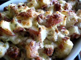 French Knots: Hot Potato Salad