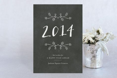 45 best holiday greeting cards nes images on pinterest business 2014 branches business holiday cards by sara hicks malone at minted m4hsunfo