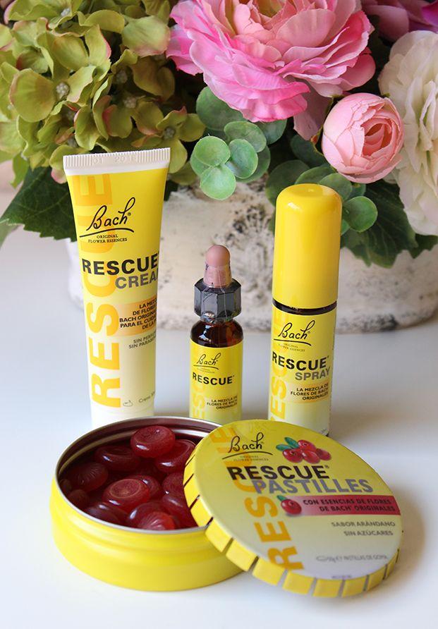 Rescue: Flores de Bach