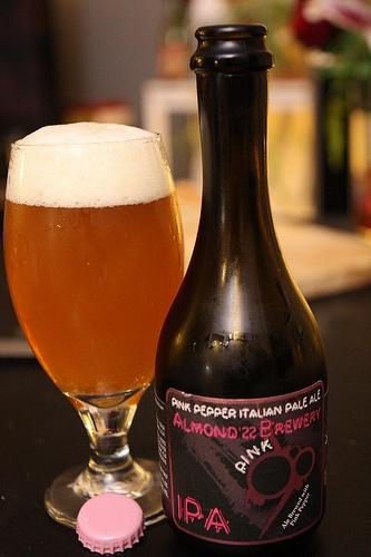 Pink IPA - Birrificio Almond '22 - Italy