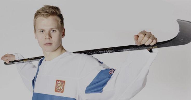 Olli Määttä • Team Finland • Sochi Olympics