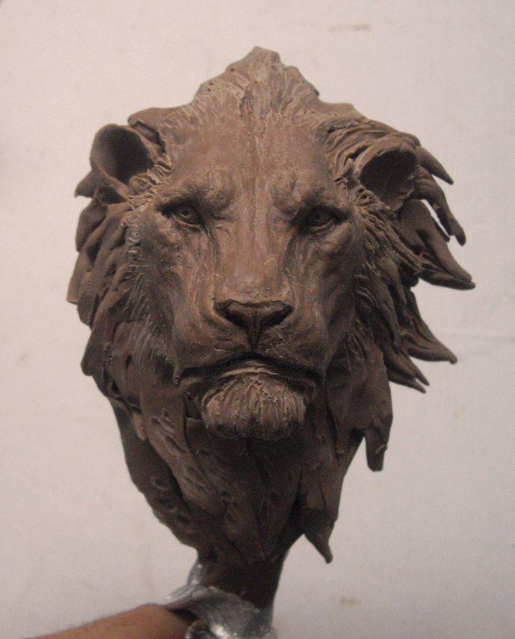 LION WIP. by BOULARIS.deviantart.com on @deviantART